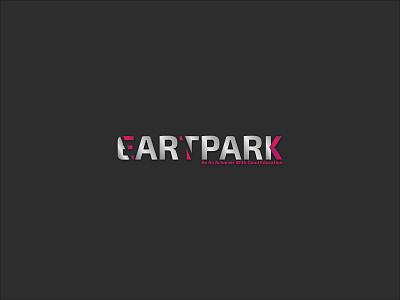 Eartpark Logo|Branding icon flat minimal logo design branding