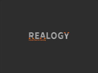 Realogy Logo|Branding flat minimal logo design branding