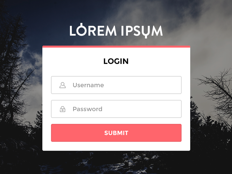 how to add a user login to shopify page