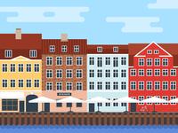 Nyhavn, Copenhagen 🇩🇰