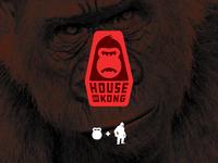 House Of Kong Logo