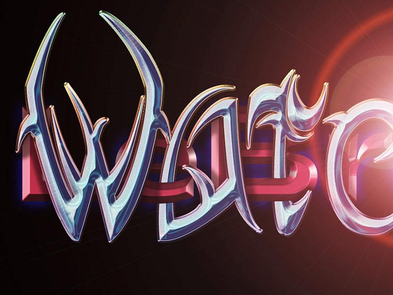 Nike - LeBron James: Watch the King. typography branding illustration creative design concept