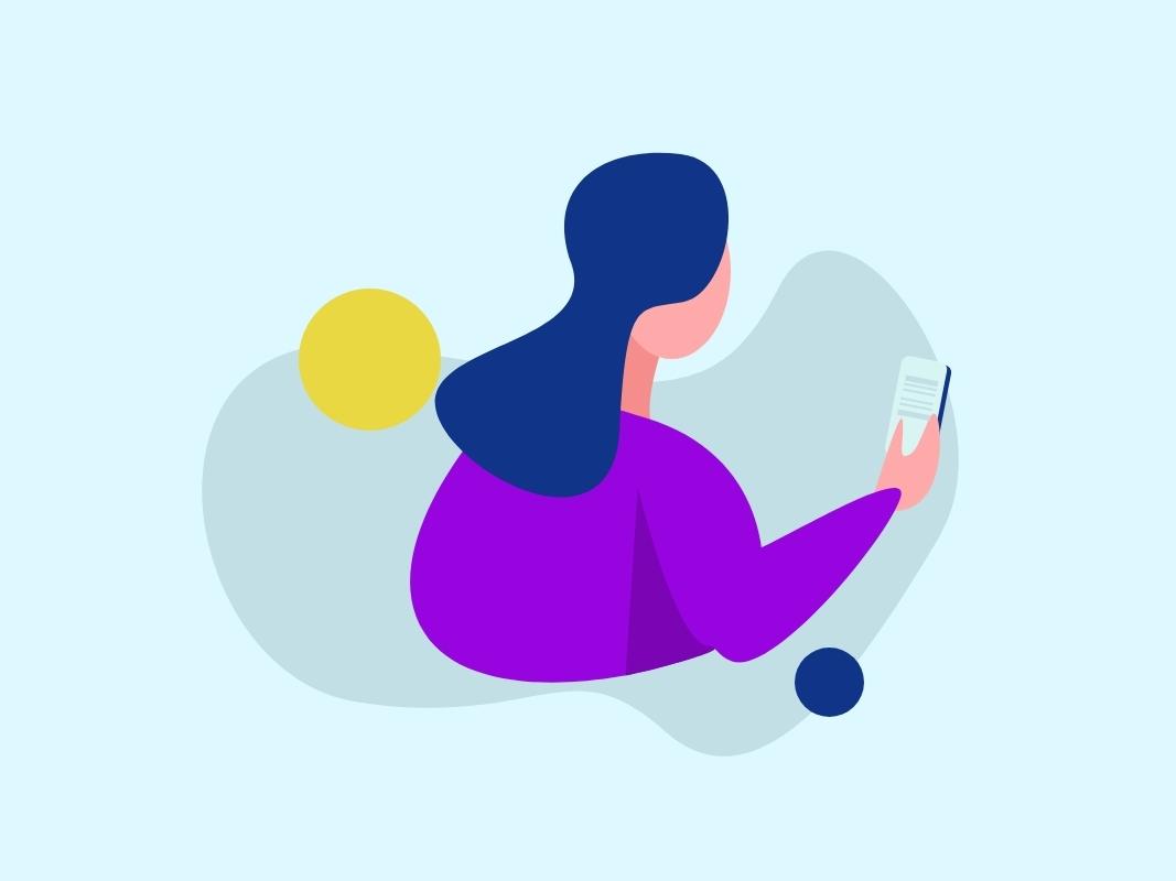 Character Illustration dailyui flat illustrations flatdesign character minimal design vector logo ui flat user interface illustration