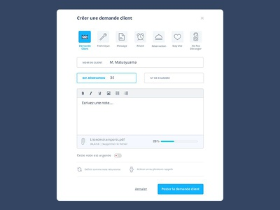 Create new Note form input text create note dashboard clean ux ui cards app