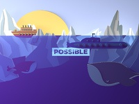 Possible wallpaper whales zu 2560 1440