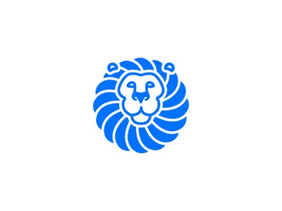 Triplaaa creative lab lion logo