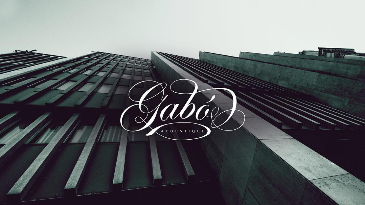 Gabo acoustique wallpaper