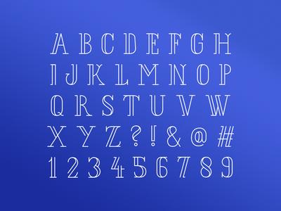 Bad Horse Font