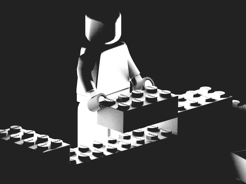 Inktober / 05 - Build inktober lego inktober2019 build