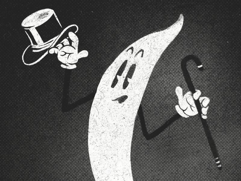 Inktober / 22 - Ghost inktober2019 inktober illustration lantern ghost