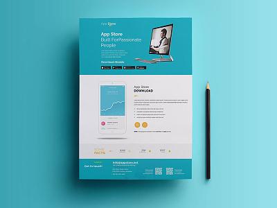 Mobile app Flyer low light hosts hosting host design cpanel cost business best apps