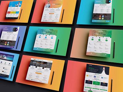 Hosting Flyer Collecation design cpanel cost business best apps