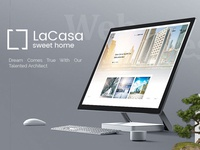 Lacasa   Interior   Exterior Decoration Theme