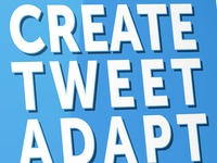 TwItter Marketing Strategy Poster