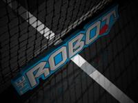Robot Ping Pong Logo