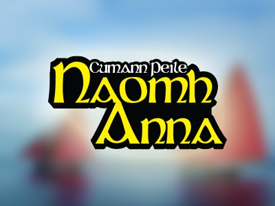 Naomh anna badge wordmark