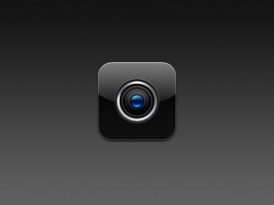 Camera. camera lens lense icon ios device winterboard jailbreak theme distira hd photoshop 4 iphone bethwilson3