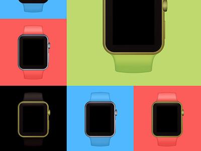 Minimus Apple Watch Mockups minimus watch apple watch mockups iwatch ui ux free design iwatch mockups