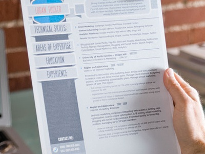 Resumes just got sexier. resume resumes infograph infographic loft