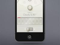 Väder App 2.0