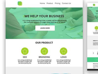 I will design your wordpress website using elementor pro illustration divi wordpress website responsive design landing page design gig elementor-pro elementor design