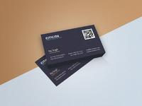 BC Mockup 15 - Business Card Mockup PSD Free Download
