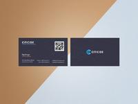 BC Mockup 14 - Business Card Mockup PSD Free Download