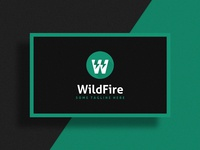 WildFire Logo Design