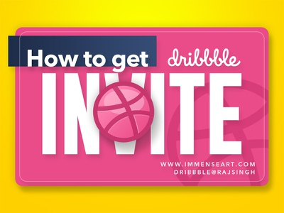 How to get a Dribbble Invite drafted giveaway get invites invite dribbble