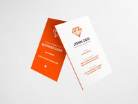 Business card mockup design vol.3