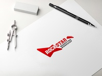 Rock Star Marketing Workshop Logo Design
