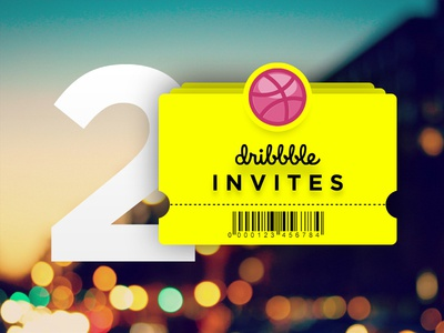 Dribbble Invites Giveaway new drafted raj singh immense art giveaway invitation invites invite
