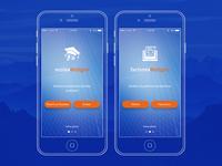 Digital Africa - Digi App Screens
