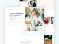 Wedding Service  Exploration