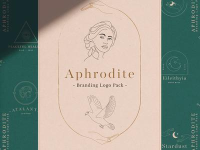 Aphrodite Branding Logo Pack