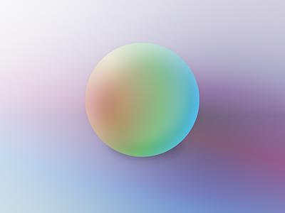 Vector 3D Sphere rainbow vector sphere 3d