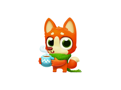 12 characters design art for kids stickers for imessage animals