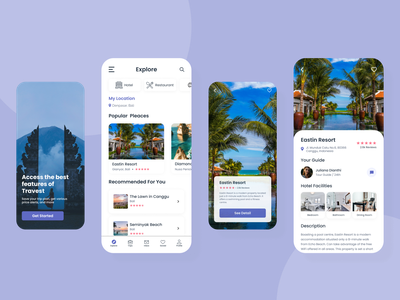 TRAVEL APP BY Wulan Puspita