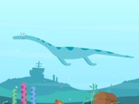 Underwater Dinosaur