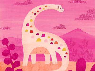 Dino-mite nature brontosaurus dinosaur