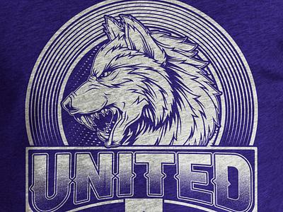 wolf logo and t-shirt design wolf logodesign wolf logo logo design illustration t shirt art fashion design apparel design typography art t shirt designer t shirt t shirt design tsh
