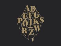 Abc| Lettering