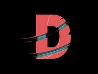 D | Lettering