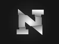 N | Lettering