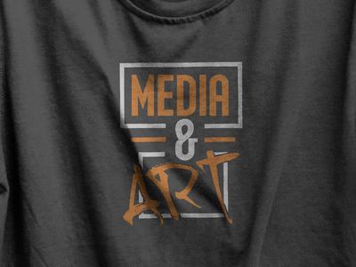 Media&ArtTypoTee
