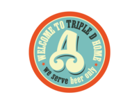 Triple D Coaster