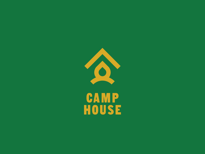Camp House Logo
