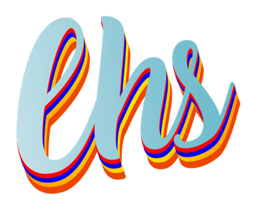Lhondo Shop design typography
