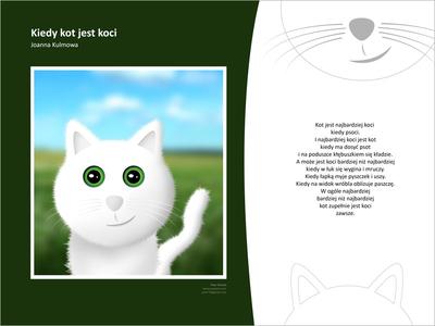 Children's book illustration childrens book book page tale book fairy tale cat illustration