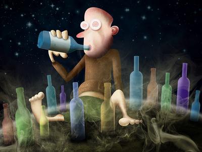 The Drunkard planet drunkard planet drunkard drunkard. the trippler planet the little prince book illustration the trippler planet little prince trippler the tippler
